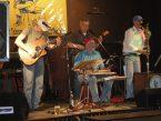 Die Band beim Auftritt im Kühlen Grund in Reinheim 2008
